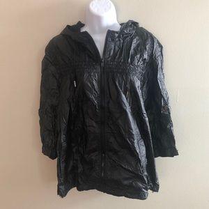 NWT Monoreno Nylon Water Resistant Jacket